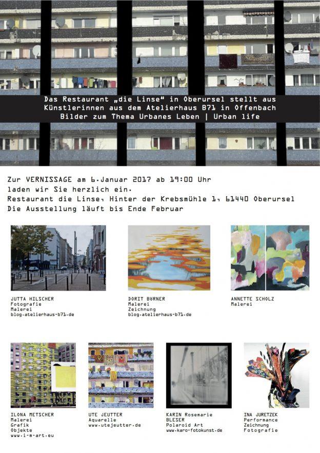 Veranstaltungen | B-71 | KÜNSTLERVEREIN ATELIERHAUS-B71 | Seite 2